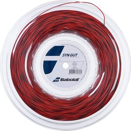 Babolat Babolat Syn Gut Tennis String - 200m Reel (Red)