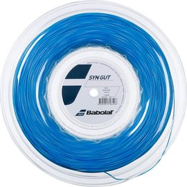 Babolat Babolat Syn Gut Tennis String - 200m Reel (Blue)