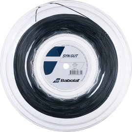 Babolat Babolat Syn Gut Tennis String - 200m Reel (Black)