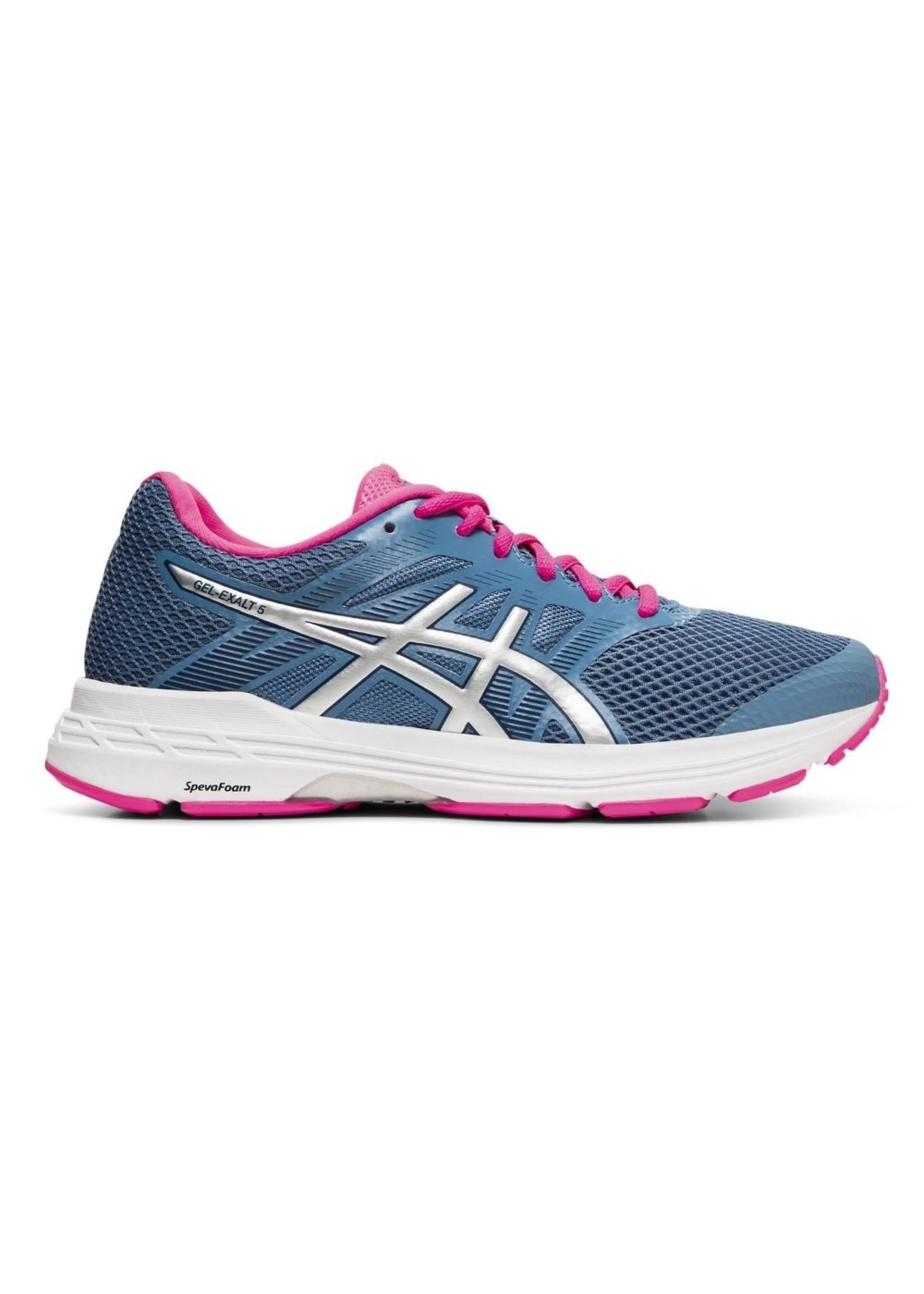 Asics Asics Gel-Exalt 5 Ladies Running Shoe (2020), Grey Floss/Silver