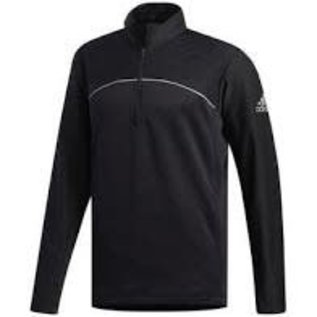 Adidas Adidas Mens Go-To 1/4 Zip (2020), Black