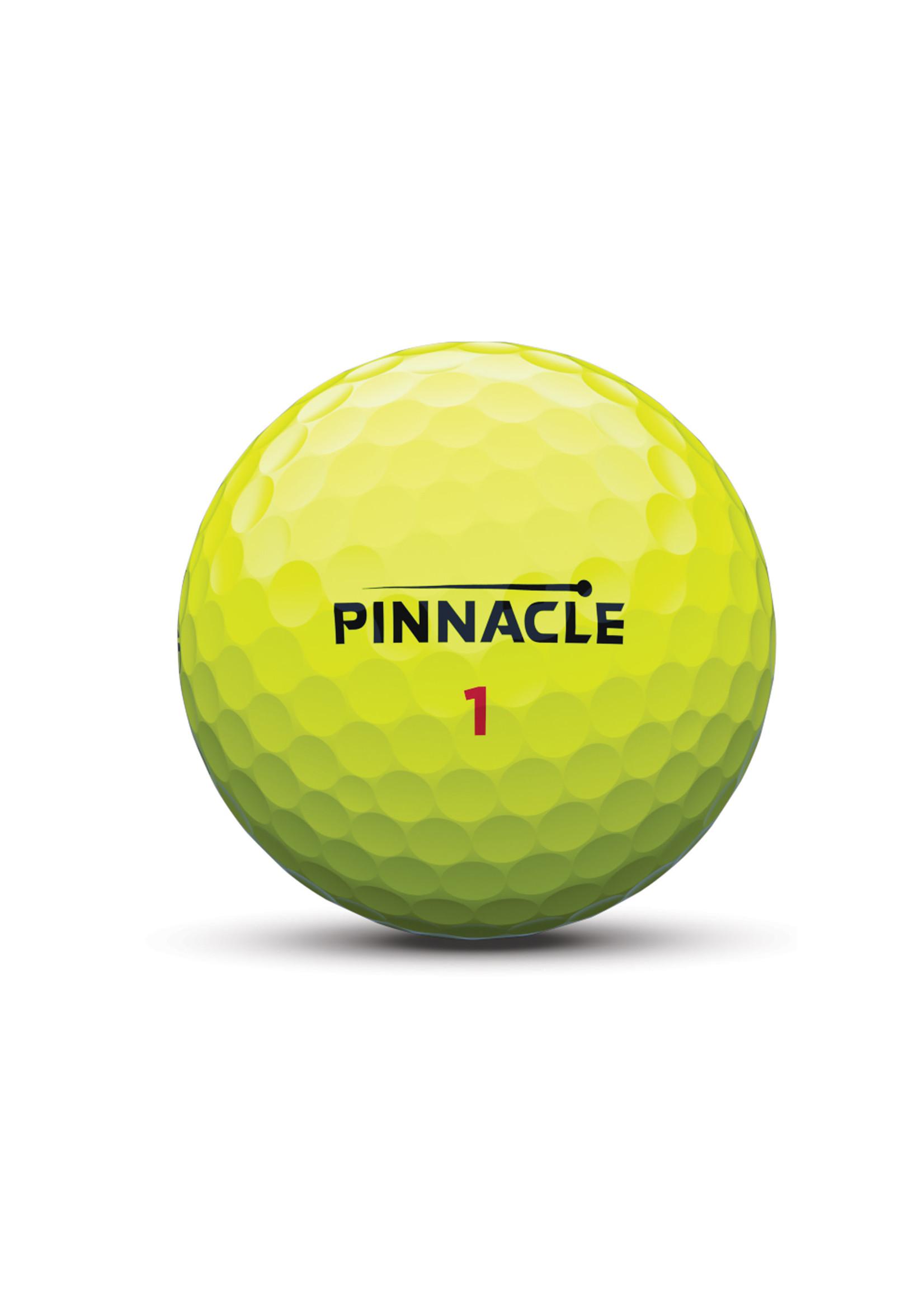 Pinnacle Pinnacle Rush Golf Balls, 15 Pack (2020) - Yellow