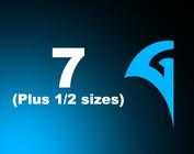 Mens Sale Shoes - Size 7 - 7.5