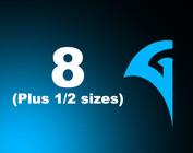 Mens Sale Shoes - Size 8 - 8.5