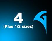 Ladies Sale Shoes - Size 4 - 4.5