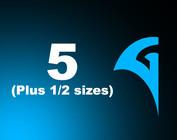 Ladies Sale Shoes - Size 5 - 5.5