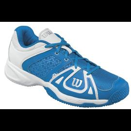 Wilson Wilson Stance Elite HC Mens Tennis Shoes Pool/White/White 7.5