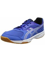 Asics Asics Gel-Upcourt 2 Mens Indoor Court Shoes Classic Blue/Silver/Asics Blue 7