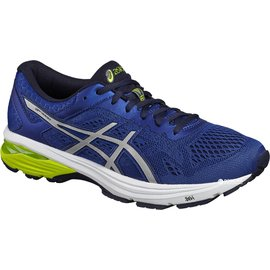 Asics Asics GT-1000 6 Mens Running Shoe Limoges/Silver/Peacoat 10