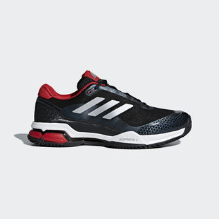 Adidas Adidas Mens Barricade Club Tennis Shoe (2018) Black 10