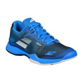 Babolat Babolat Mens Jet Mach II All Court Tennis Shoes (2018) Diva Blue/Black 8