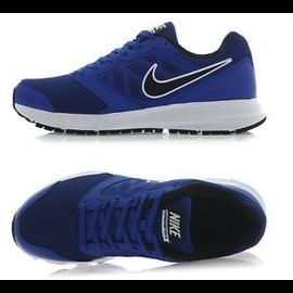 Nike Downshifter 6 MSL Mens Running Shoe (406) Royal Blue/ White 9