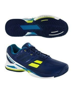 Babolat Babolat Propulse Team BPM Mens Tennis Shoe Blue UK 11.5