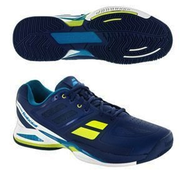 Babolat Babolat Propulse Team BPM Mens Tennis Shoe Blue UK 11
