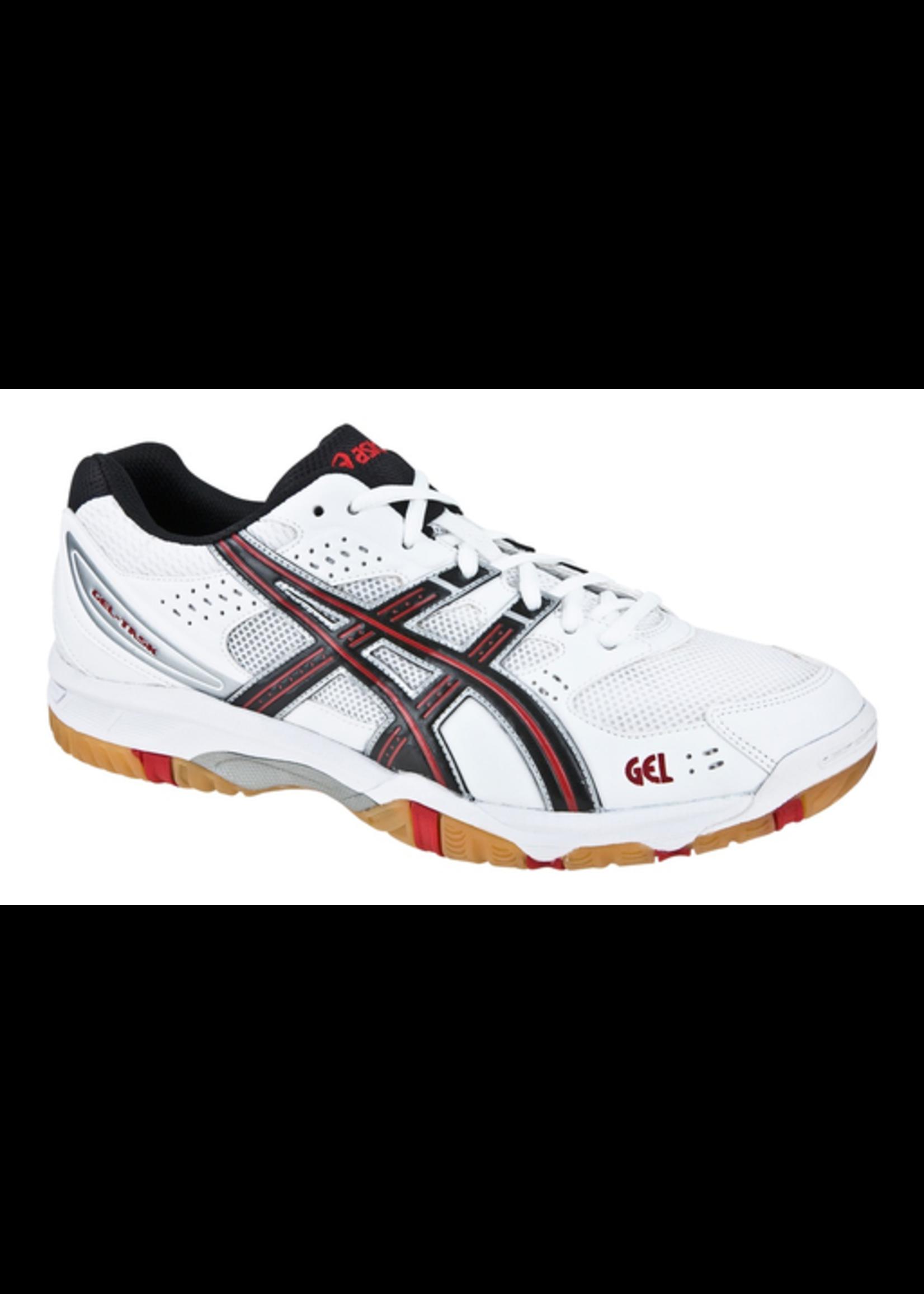 Asics Asics Gel Task Mens Indoor Shoe Wht 6.5
