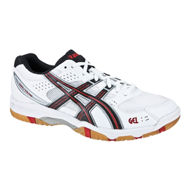 Asics Asics Gel Task Mens Indoor Shoe Wht 6.5
