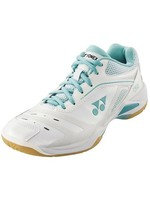 Yonex Yonex Power Cushion 65X Ladies Badminton Shoes (2019) White/Mint 6.5