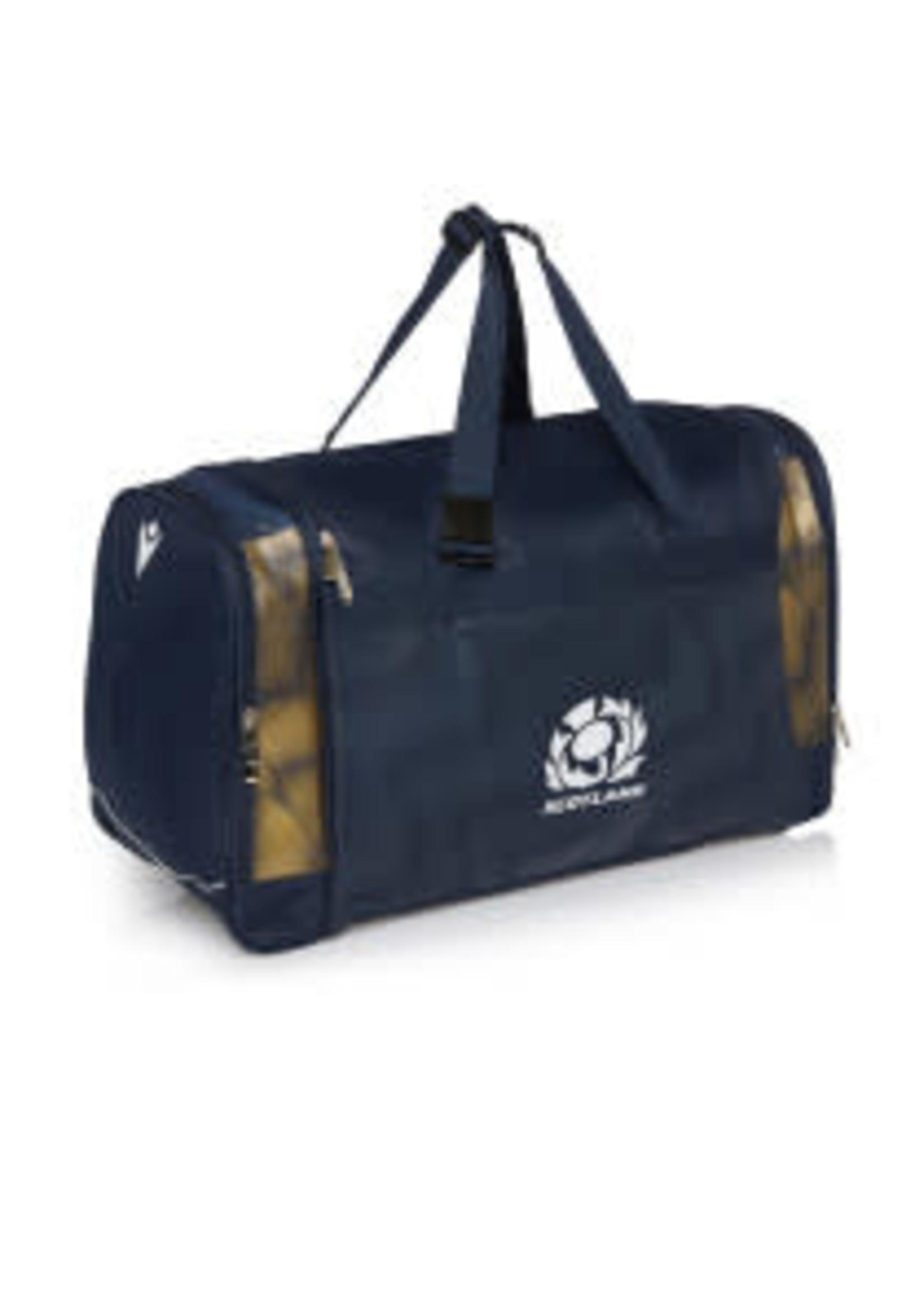 Macron Macron SRU M20 Trio Custom Gym Bag (2020) Navy/Gold