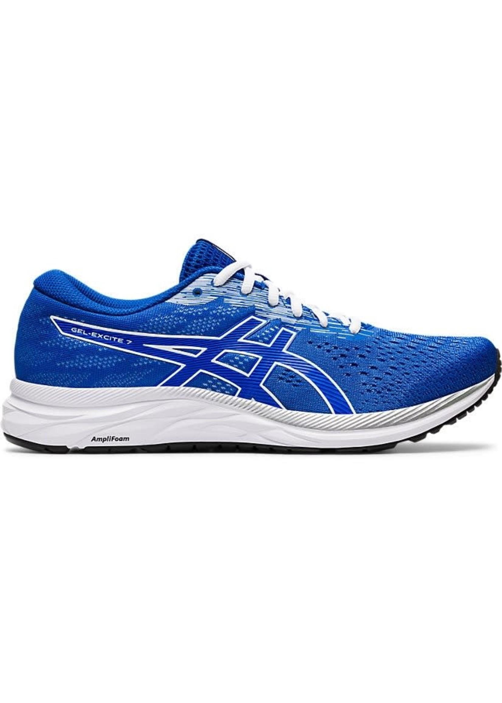 Asics Asics Gel-Excite 7 Mens Running Shoes, Tuna Blue/White