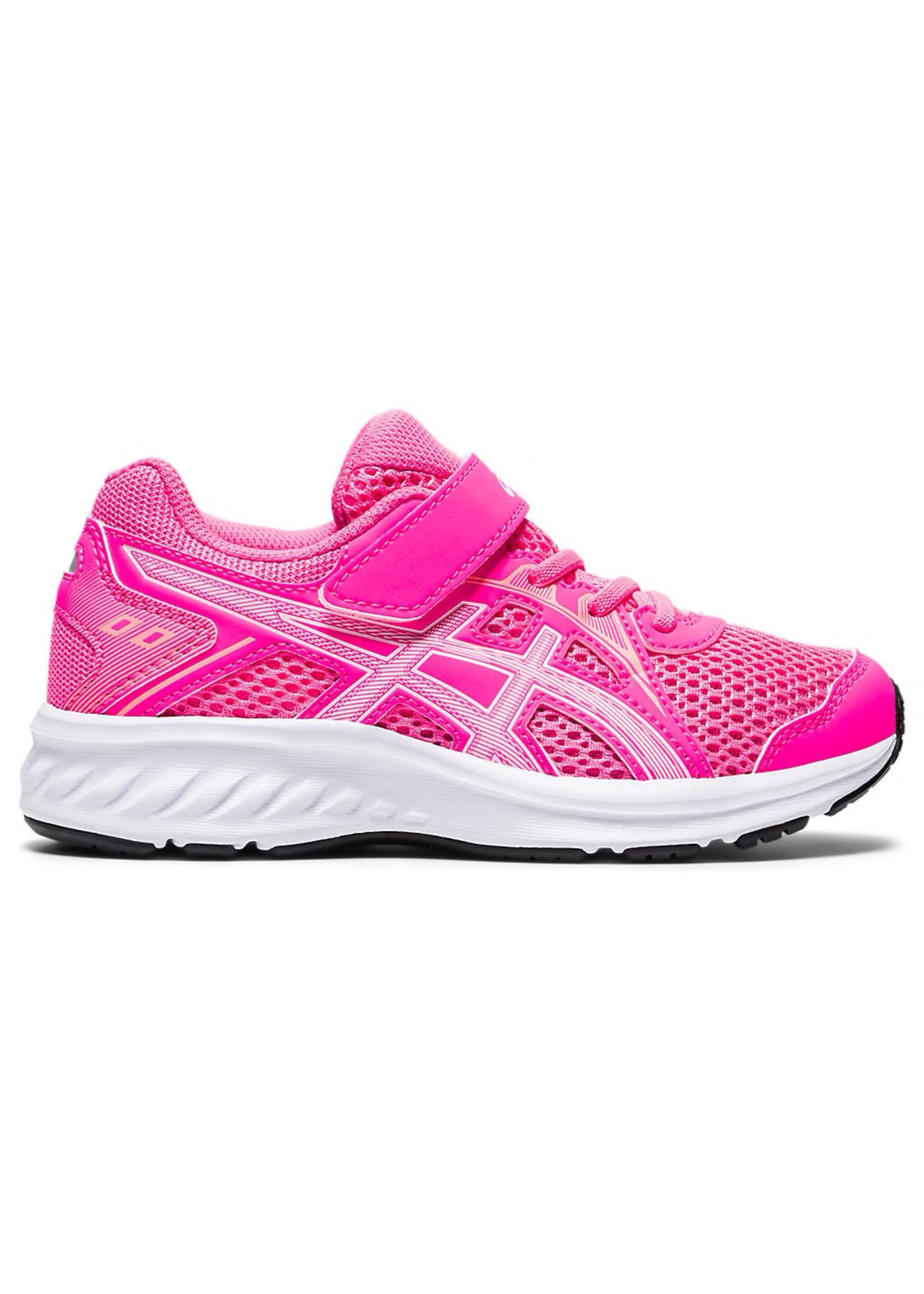 Asics Asics Jolt 2 Junior Running Shoe, Hot Pink/White (2020)
