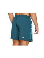 "Asics Asics Icon Mens 7"" Short (2020) Magnetic Blue/Techno Cyan"