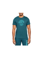 Asics Asics Tokyo Mens Graphic Tee (2020) - Magnetic Blue