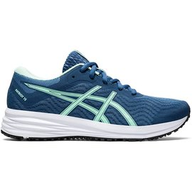 Asics Asics Ladies Patriot 12 Running Shoe (2020), Grand Shark/Fresh ice