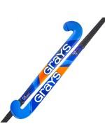 Grays Grays GX 1000 Ultrabow Hockey Stick, Blue (2020)