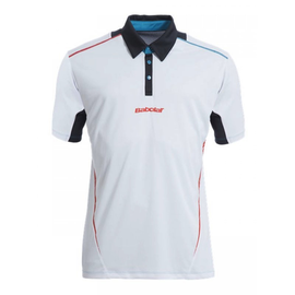 Babolat Babolat Match Performance Polo Mens White XXL