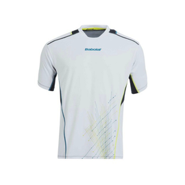 Babolat Babolat Mens Match Performance Top White M