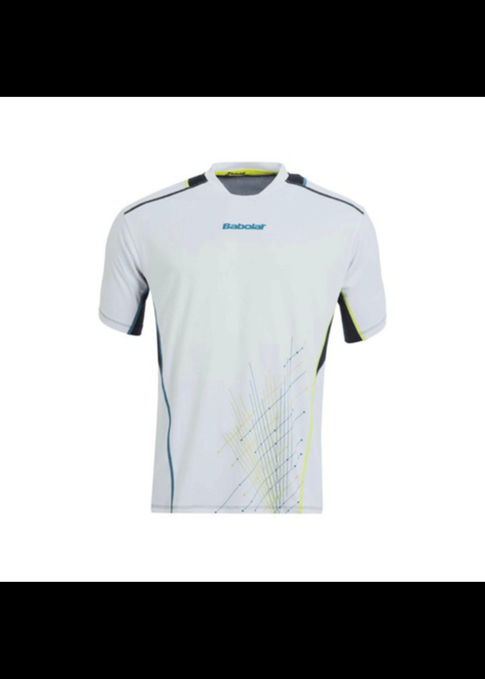 Babolat Babolat Mens Match Performance Top White XL
