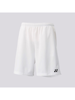 Yonex Yonex 15038EX Mens Short White XL