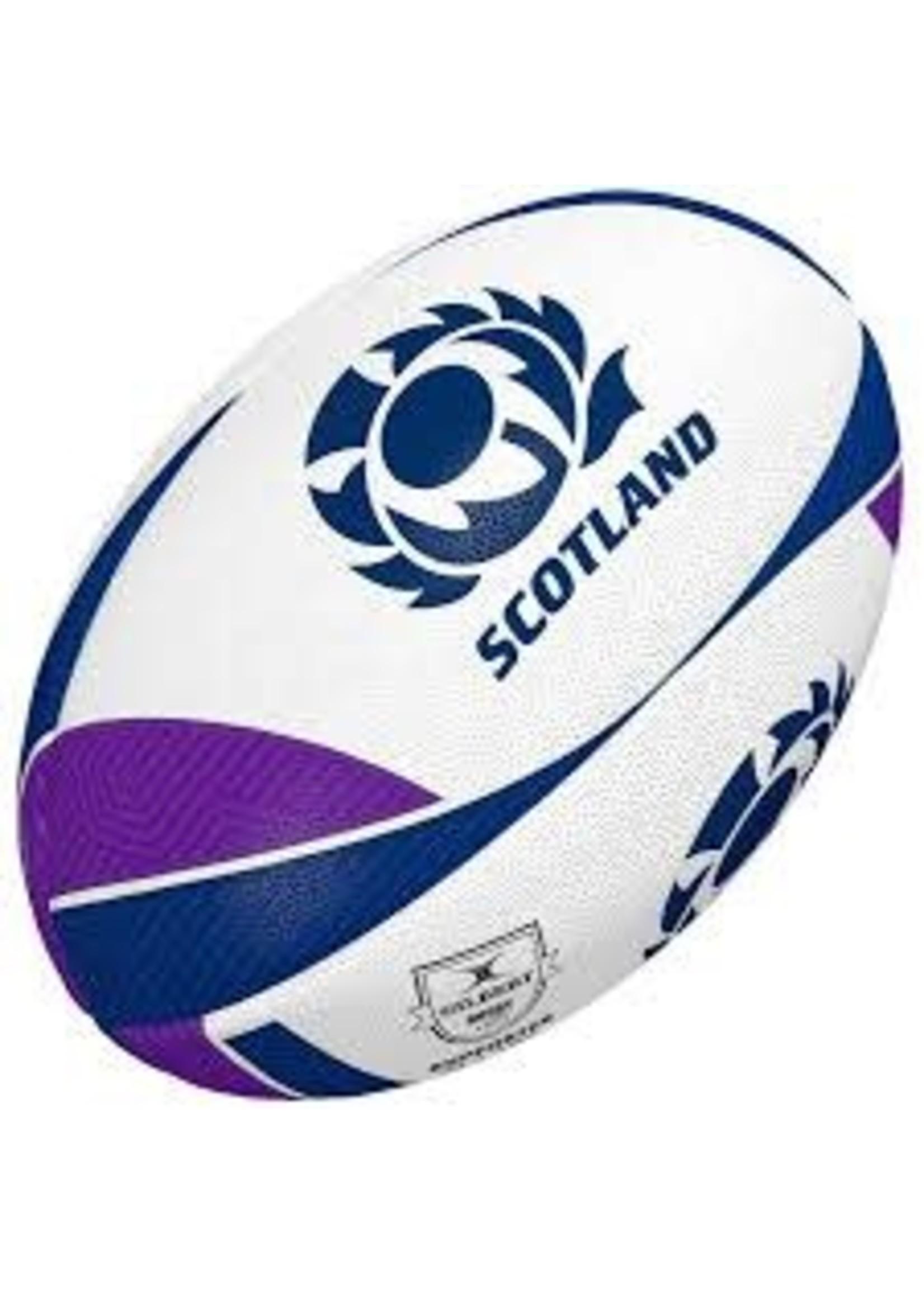 Gilbert Gilbert Rugby Scotland Supporter ball (2020)