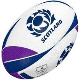 Gilbert Gilbert Rugby Scotland Supporter ball (2020)