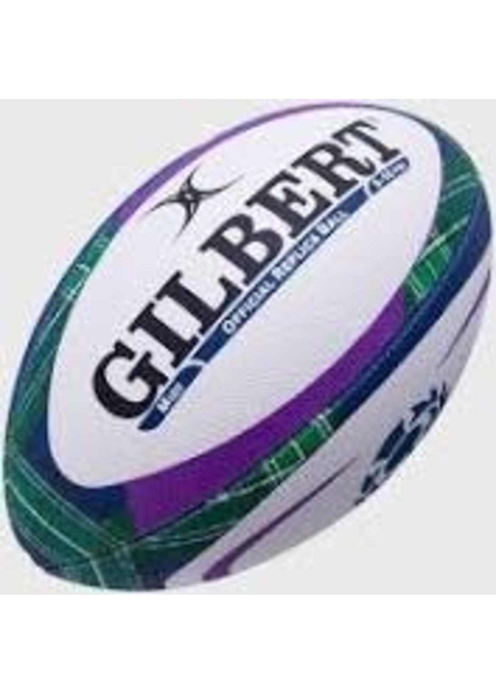 Gilbert Gilbert Rugby Ball Scotland Tartan Midi (2020)
