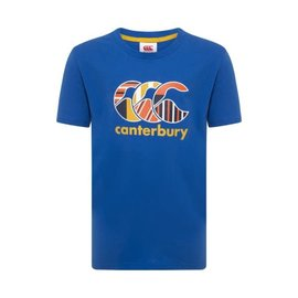 Canterbury Canterbury Uglies Junior Tee, Blue (2020)