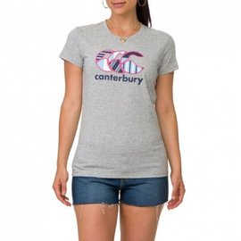 Canterbury Canterbury Ladies Uglies Tee (2020/21) Grey/Pink/Navy/Lime
