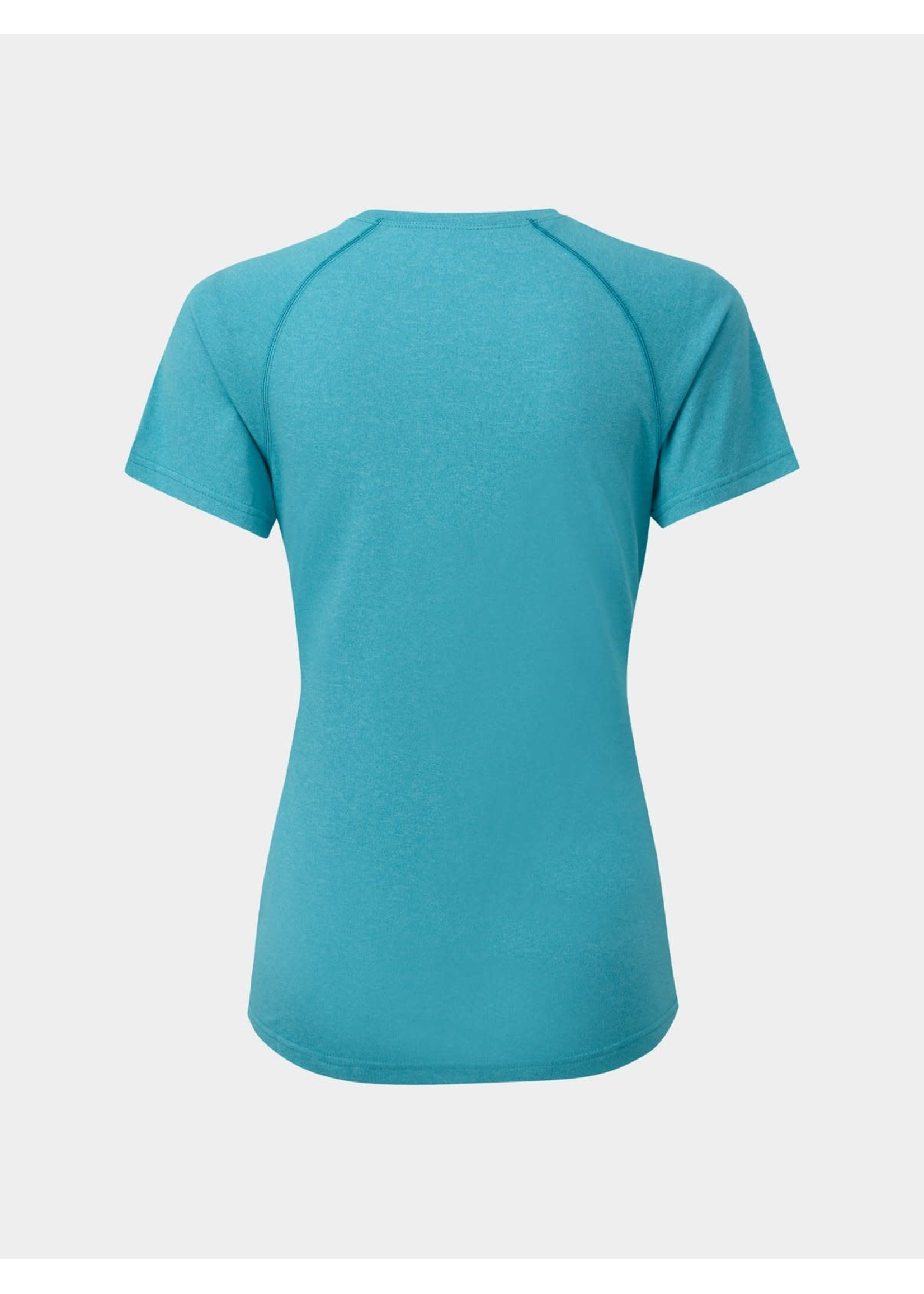 Ronhill Ronhill Core S/S Tee Ladies - Spa Green (2021)