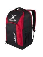 Gilbert Gilbert Club V3 Rucksack Black/Red