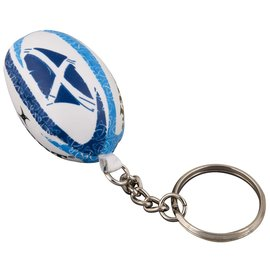 Gilbert Flower of Scotland Keyring