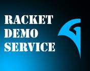 RACKET DEMO SERVICE