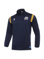 Macron Macron SRU M20 Junior Polar Fleece 1/4 Zip Top, Navy/Gold (2020/21)