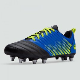 Canterbury Canterbury Stampede 3.0 SG Rugby Boot (2021) Blue