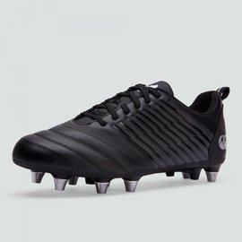 Canterbury Canterbury Stampede 3.0 SG Rugby Boot (2021) - Black