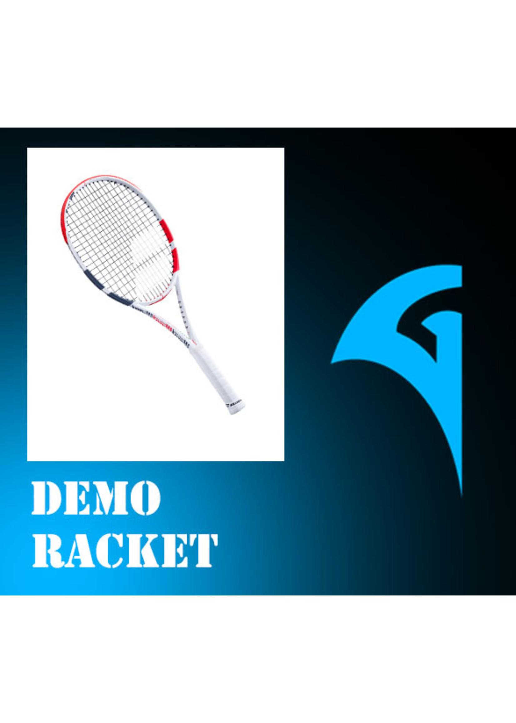 Babolat RACKET DEMO HIRE - Babolat Pure Strike 100