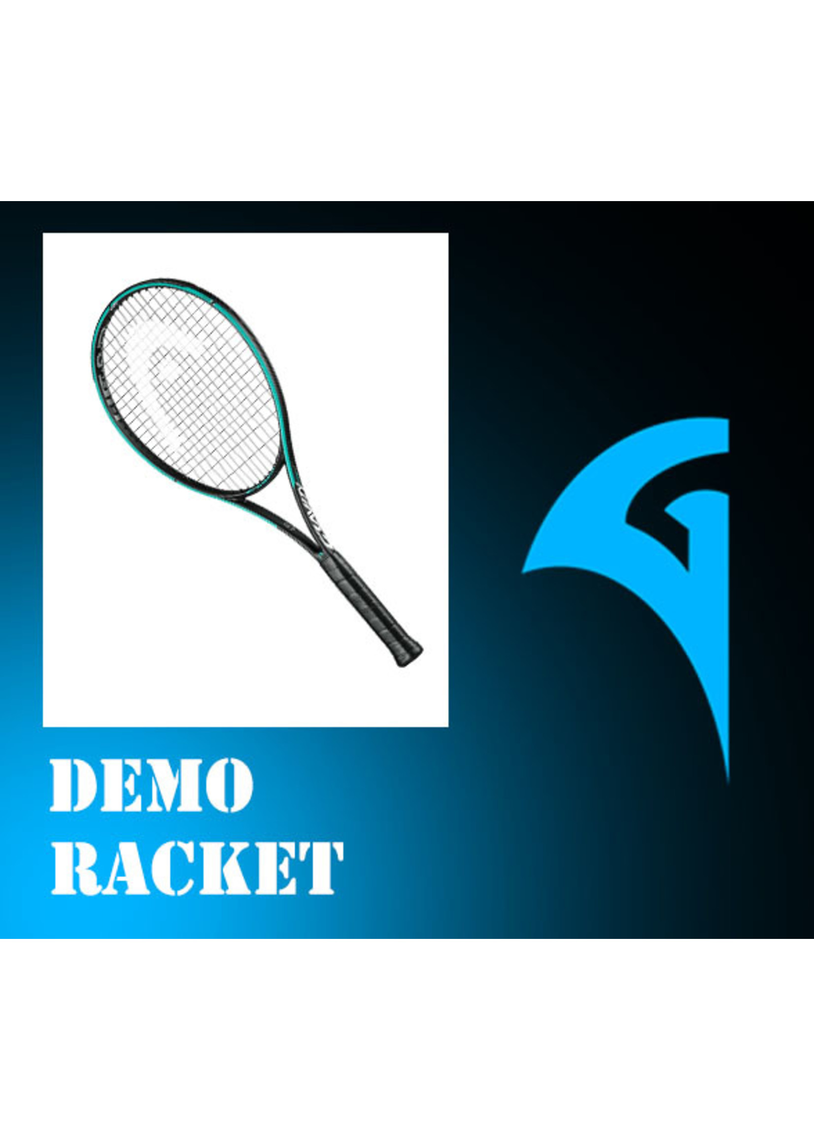 Head RACKET DEMO HIRE - Head 360+ Gravity Lite