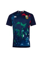 Canterbury British & Irish Lions - Mens S.Light Graphic Tee  (2021) - Blue