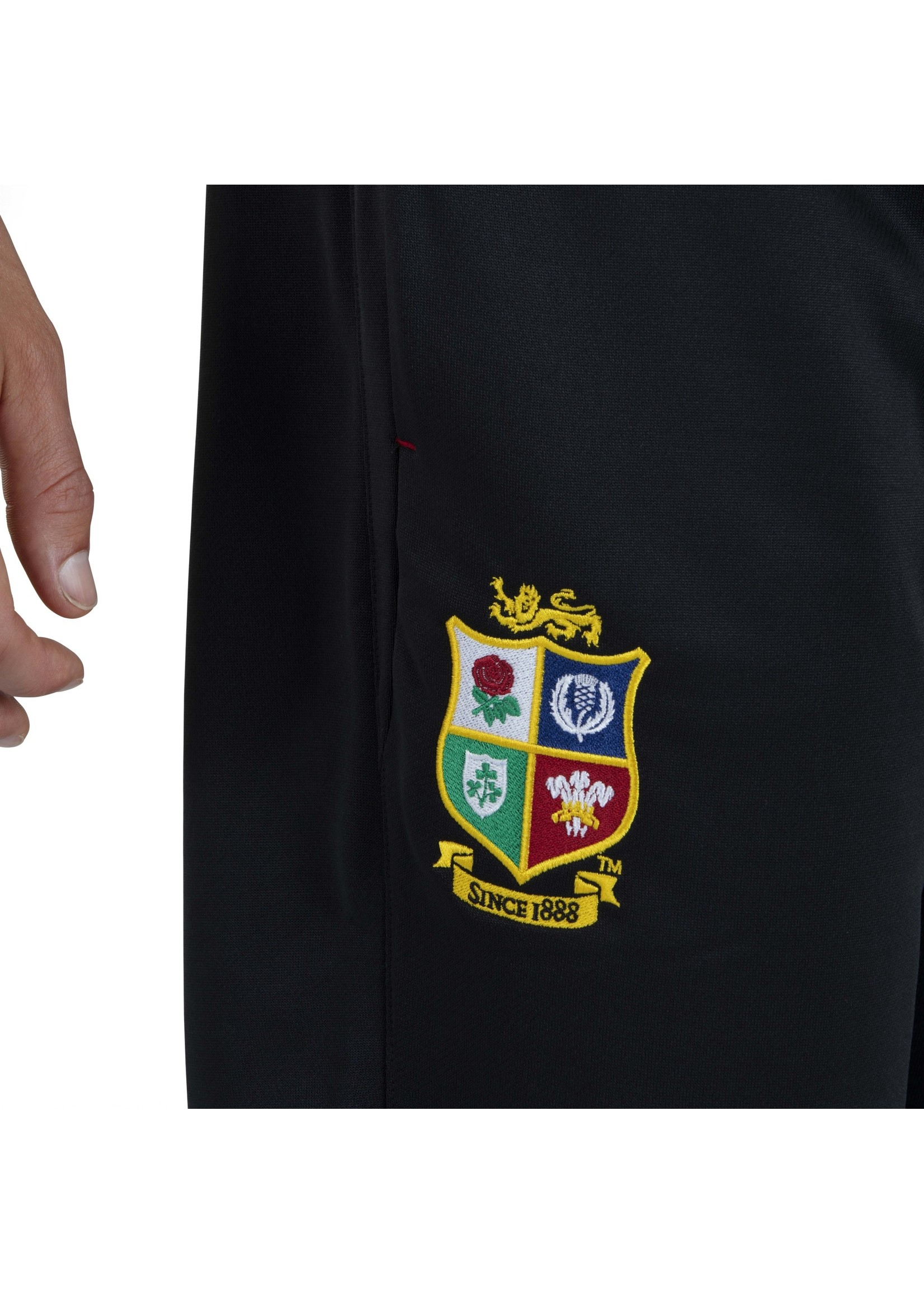 Canterbury British & Irish Lions - Mens Vapodri Poly Knit Pant (2021) - Black