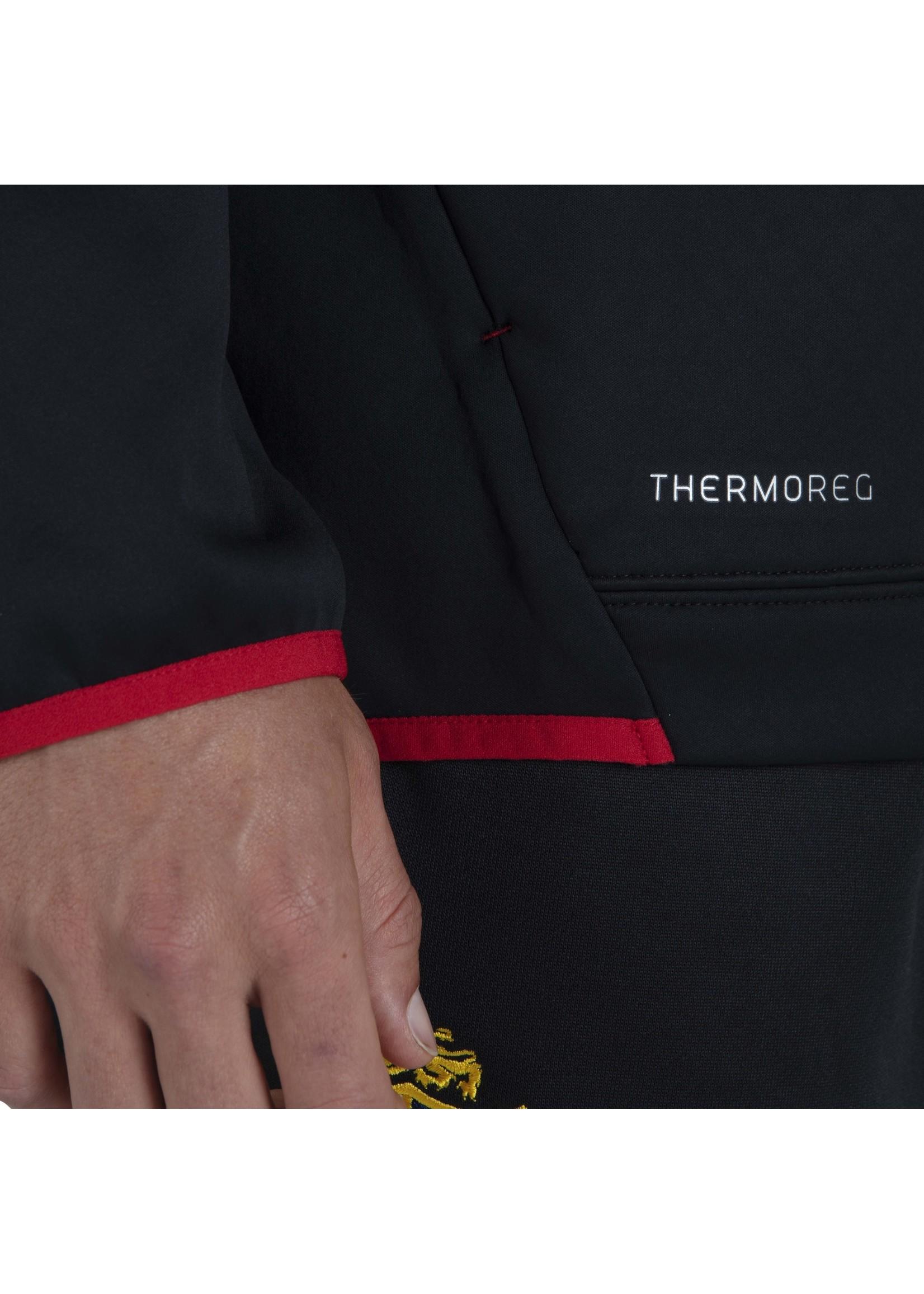 Canterbury British & Irish Lions - Mens Thermoreg Quarter Zip Fleece (2021) - Black