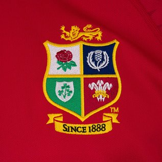 Canterbury British & Irish Lions - Mens Pro Jersey (2021) - Red